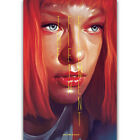 Z-1041 The Fifth Element Film Hot Movie Film TV Series Show Poster Art Decor
