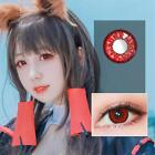 1 Pair Beauty Makeup Cosmetic Color Contacts Eye Lenses Color Blends Cosplay