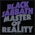 BLACK SABBATH US Tour '78, Creature,13 Flames, Lord Of This World : Sew On Patch