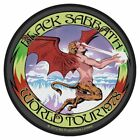 BLACK SABBATH US Tour 78, Crerature,13 Flames, Lord Of This World : Sew On Patch