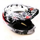 Motocross Racing Motorcycle MX Full Face Protective Sports Helmet S-XL Off-Road