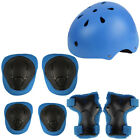 Children's skating protective Gear Set Safety Helmet with Knee Elbow Wrist Pad