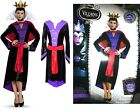 $40 Disney Villains Evil Queen Halloween Costume Adult Dress