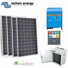 Victron Powered Off Grid Solar Kit - Kratos BYD Lithium Battery Bank with Solar