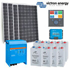 Victron Powered Off Grid Solar Kit - 3kW PV Array | 15kW/h OPzV Tubular GEL B...