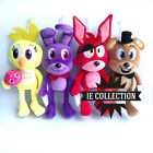 Five Nights at Freddy's 30 CM 4 Peluche Fazbear Foxy Bonnie Chica pupazzi plush
