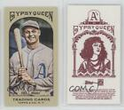 2011 Topps Gypsy Queen Mini Red Back Jimmie Foxx #53 HOF