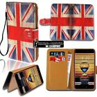 For Various Meizu M Series phones -Leather Wallet Stand Magnetic Flip Case Cover