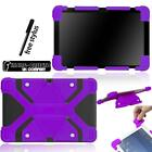 """Shockproof Silicone Stand Cover Case For Various 10"""" TOSHIBA Tablet + Stylus"""