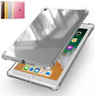 "For Apple iPad 6th Gen 2018 2017 9.7"" Clear Soft Case Bumper Shockproof Cover"