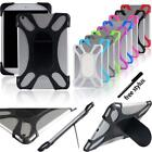 Shockproof Silicone Bumper Stand Cover Case For KURIO 7 7s 10 Tablet + Pen