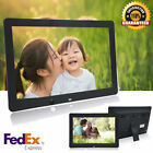 14 inch High-definition With Motion Sensor Digital Photo Frame MP3 Player US