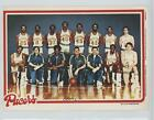 1980-81 Topps Pin-Ups Indiana Pacers Team #7 on eBay