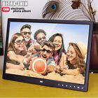 15' HD Digital Photo Frame Picture MP4 Movie Player w/ Multimedia Playback New