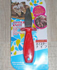 Seafood Shellfish Clam Oyster Knife Guard Shucking Shells Stainless Steel