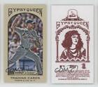 2011 Topps Gypsy Queen Mini Red Back #202 Adam Wainwright St. Louis Cardinals