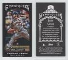 2011 Topps Gypsy Queen Mini Black Border #190 Jaime Garcia St. Louis Cardinals