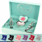 Girls Watch Gift Set With Ear ring and necklace for christmas