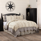 VHC Elysee Quilt (you choose size & accessories) ~ French Country Fleur De Lis image
