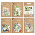 2xRetro Stamps Paper Sticker Kawaii Stationery DIY Scrapbooking Label Stickers