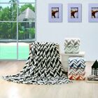 Arrow Micro-plush Contemporary Pattern Soft Warm Lightweight Comfy Throw Blanket image