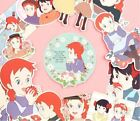 Anne of Green Gables Waterproof Sticker (15KIT)