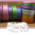 Sparkle Glitter Organza Ribbon ---Comes in various Lengths & Colours