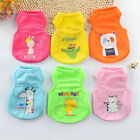 Внешний вид - Mini Puppy Dog Clothes Summer Teacup Chihuahua Pet Cat Dog Shirt Vest XXXS XXS