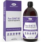 Kyпить Premium C8 MCT Oil | Highest Purity C8 MCT Available 99.8% | Ketosource® на еВаy.соm