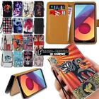 For LG K3 K4 K5 K7 K8 SmartPhones Leather Smart Stand Wallet Case Cover