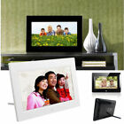 7 inch 16:9 Digital Photo Frame with Alarm Clock Picture MP4 Player Home Decor