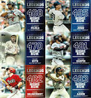 2018 TOPPS LONGBALL LEGENDS U PICK THE CARDS FREE SHIPPING