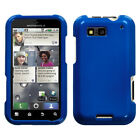 Two Piece Hard Slim Snap on Cover Protector Case for Motorola Defy MB525