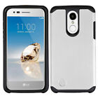 For LG Aristo/LV3 Astronoot Impact Armor Phone Protector Cover Case