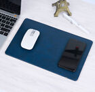 Qi Wireless Charger 2-In-1 Charging Mouse Pad for