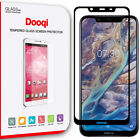 Dooqi Full Cover Tempered Glass Screen Protector For Nokia 7.1 Plus (Nokia X7)