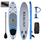 Beginner 10ft Inflatable Stand Up Paddle Board iSUP+Adjustable Paddle Carry Pump