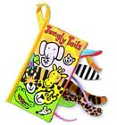 Jellycat Soft Cloth Books, Jungly Tails