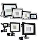 LED Flood Security Light 10/20/30/50/100/150W Outdoor Garden Lamp Cool/White