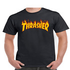 Thrasher Logo T Shirt Mens and Youth Sizes A29 image