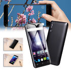 """5""""inch Unlocked 3g Smart Phone Android 6.0 Quad Core Dual Sim Wifi Gps Mobile X1"""