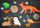 M~6532 Pheasant~Bird~Owl~Fox~Fawn~CHOOSE PLAYMOBIL MINIATURE~Zoo Forest Animal