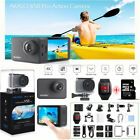 AKASO V50 Pro Native 4K 20MP WiFi Action Camera LCD Touch Screen w/ 32G SD Card