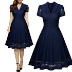 Women&#039;s Vintage Lace Collared Dress, for Business, Causal, and More! <br/> FREE SHIPPING, US STOCK