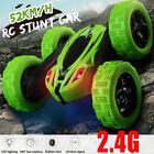 360° Rotate Stunt Car Model RC 4WD High Speed Remote Control Off-road Toy US