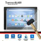 "Tempered Glass Screen Protector For Amazon Kindle fire 7"" / HD 8""/ HD 10"" Tablet"
