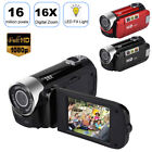 4K HD Night Vision Digital Camera 1080P WiFi DVR Video Camcorder DV US Plug