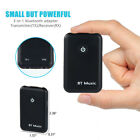 Latest Bluetooth Adapters Wireless 2 in1 Audio Transmitter Receive for Car Home