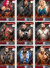 WWE Topps Slam DIGITAL 2016 Hell in a Cell Silver YOU PICK ONE Complete YOUR Set