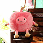 Cute Fruits Happy Face Plush Funny Toys Soft Stuffed Dolls Kids Baby Boy Gift CO